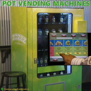 Marijuana Vending Machines and Colorado DUI