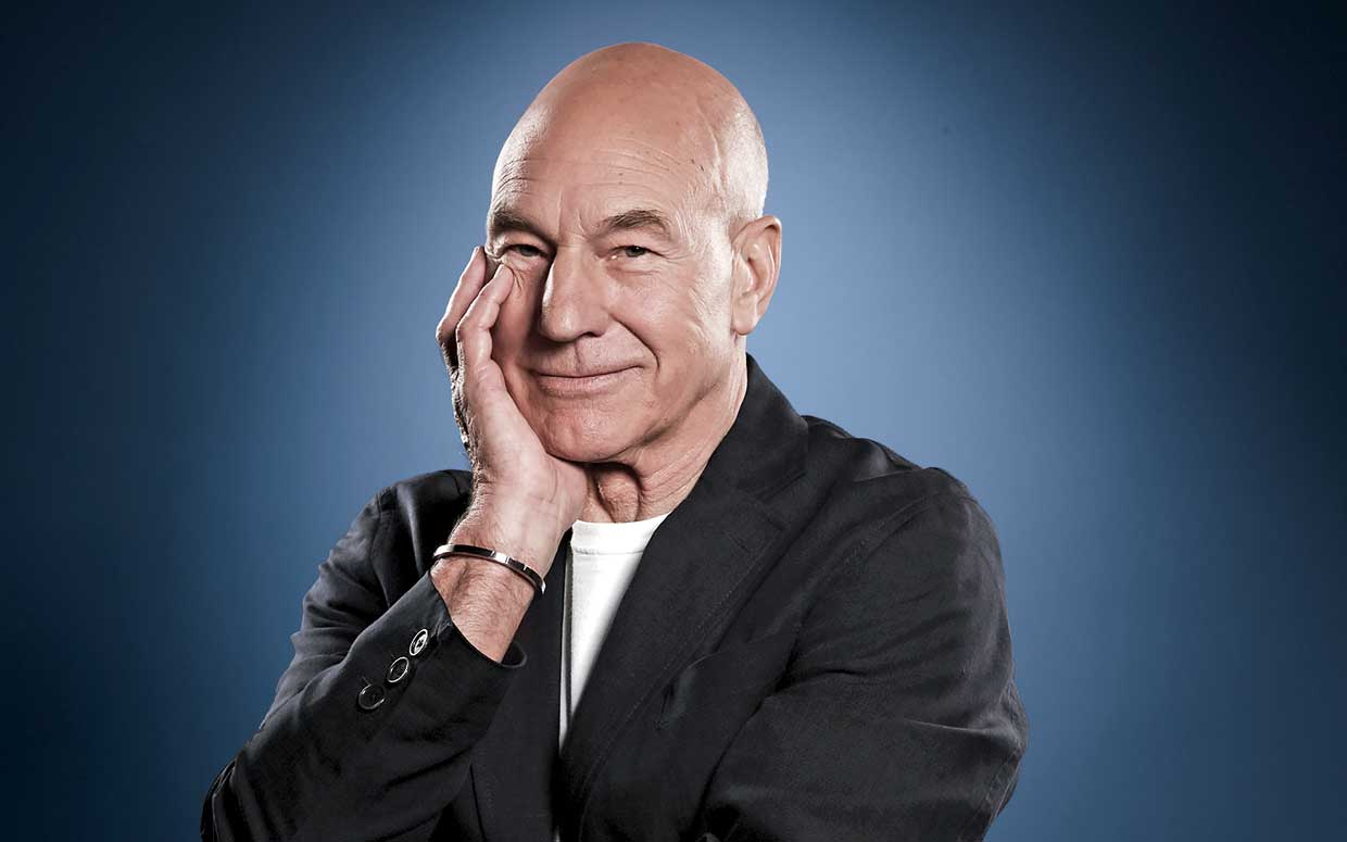 Actor Patrick Stewart Supports Oxford University's Marijuana Research Program