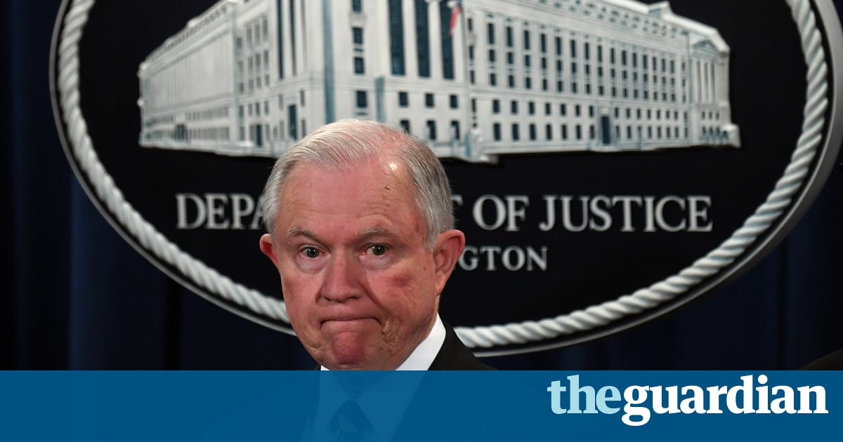 Jeff Sessions is leading America back into Reefer Madness | Jamie Peck