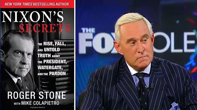 At Politicon, Roger Stone has plenty to say – for and against Trump team