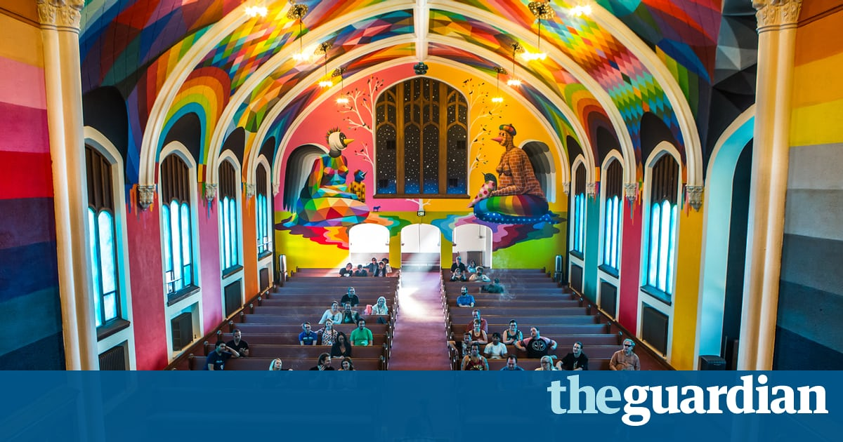Holy smoke! The church of cannabis