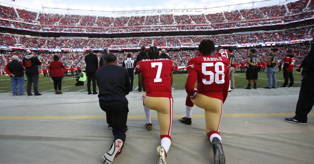 The NFL can't ignore its players' activism any more