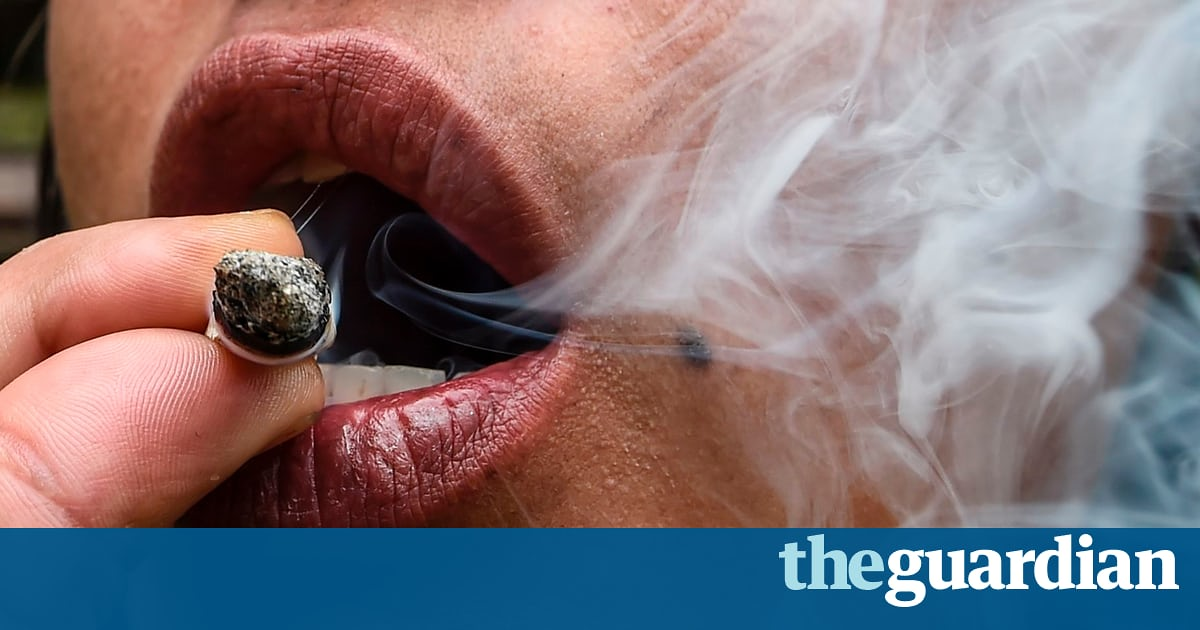 High time: introducing the Guardian's new cannabis column for grownups