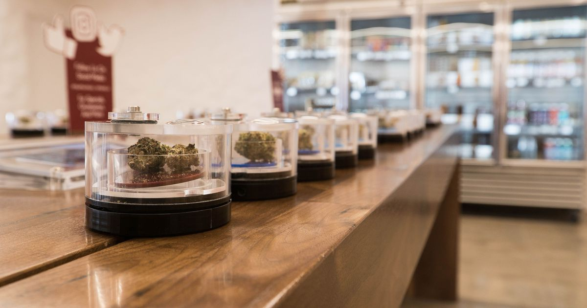 California weed stored serves 23,606 people in first month