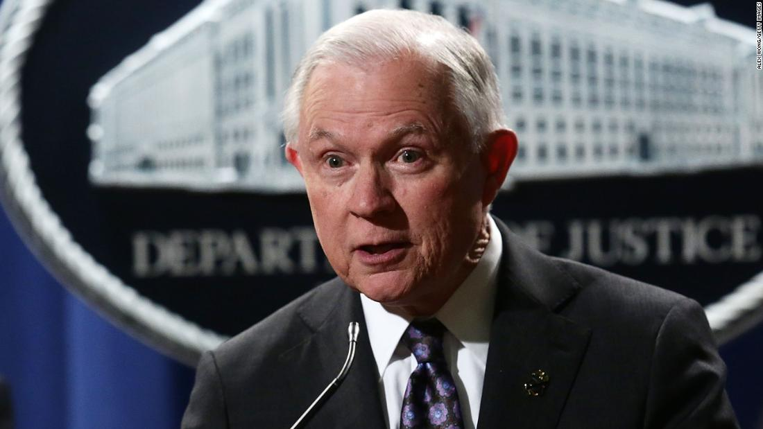 Sessions nixes Obama-era rules leaving states alone that legalize pot