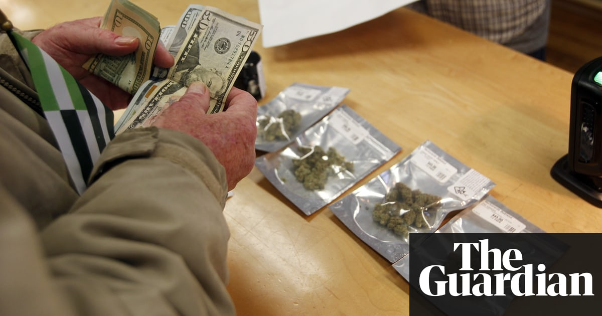 Legal marijuana cuts violence says US study, as medical-use laws see crime fall