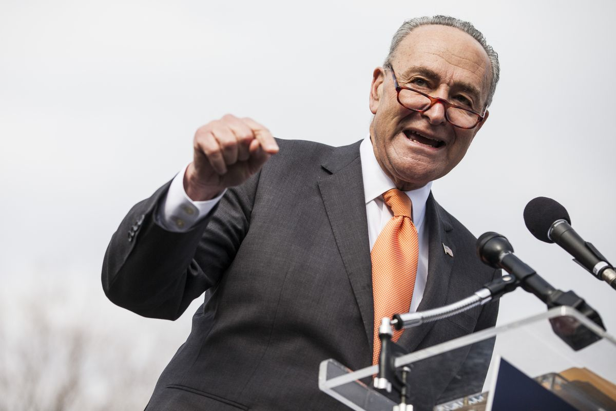 Top Senate Democrat Endorses Decriminalizing Marijuana at the Federal Level