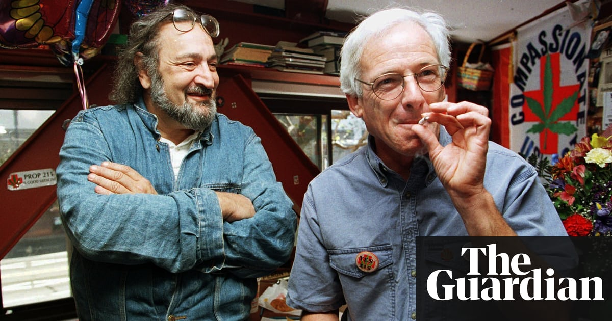Dennis Peron, father of medical marijuana in California, dies at 72