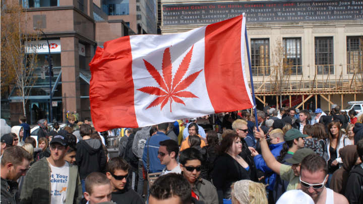 Canada Votes To Legalize Cannabis For Recreational Use