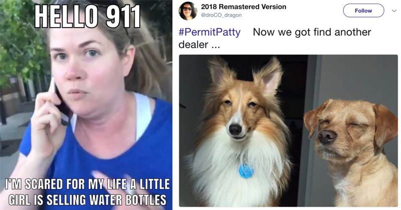 Meet Permit Patty, The Newest White Lady Getting Meme'd For Calling The Cops On An Eight-Year-Old Black Girl